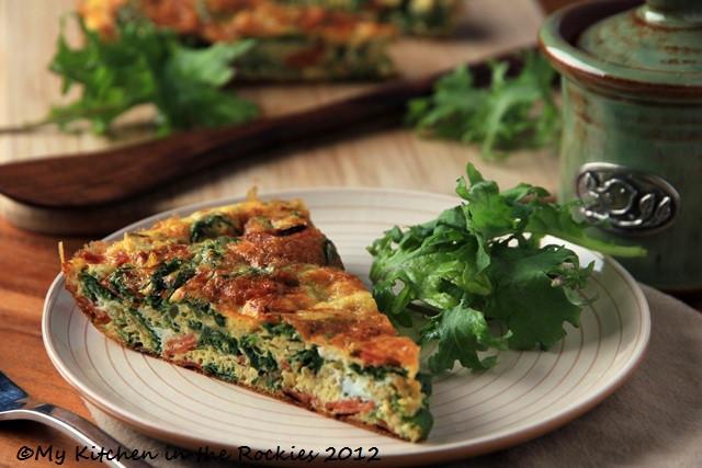 Healthy Breakfast Frittata Recipe  Kale Frittata A Healthy Breakfast Casserole Colorado