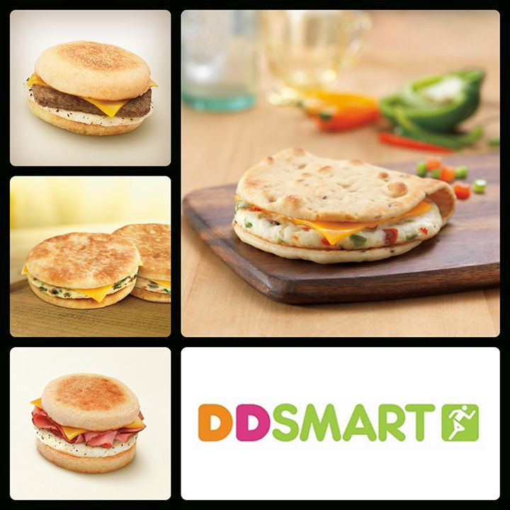 Healthy Breakfast From Dunkin Donuts  16 best Dunkin Donuts Smart images on Pinterest