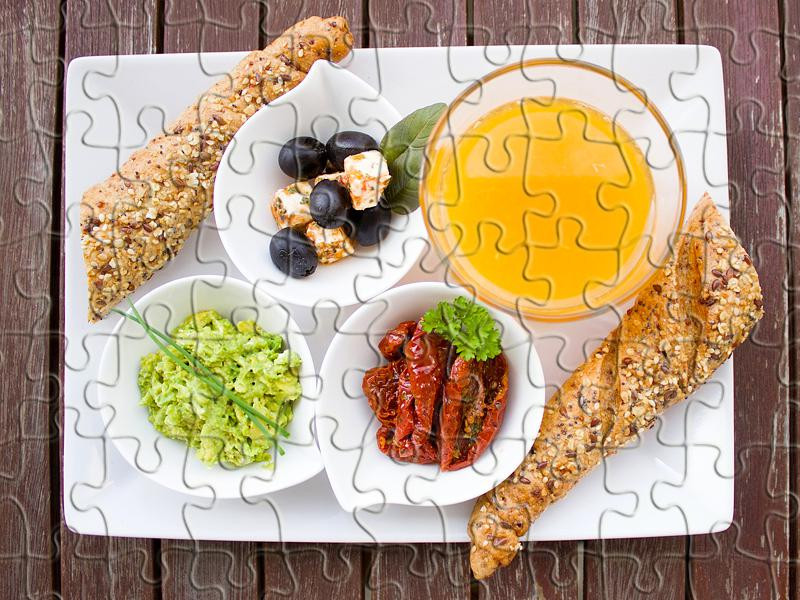 Healthy Breakfast Game  A Healthy Breakfast Jigsaw Puzzle