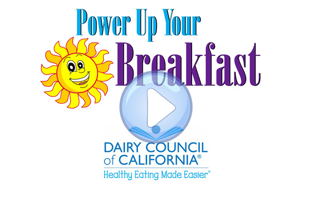 Healthy Breakfast Game  Power Up Your Breakfast
