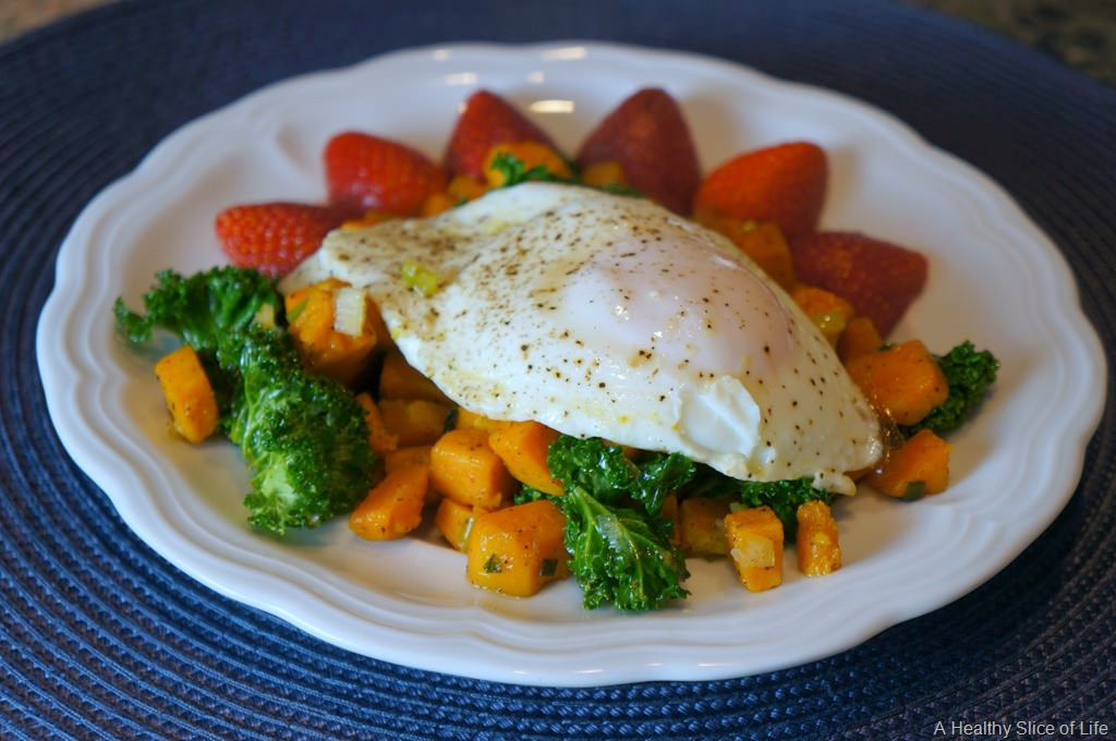 Healthy Breakfast Hash  Sweet Potato Breakfast Hash