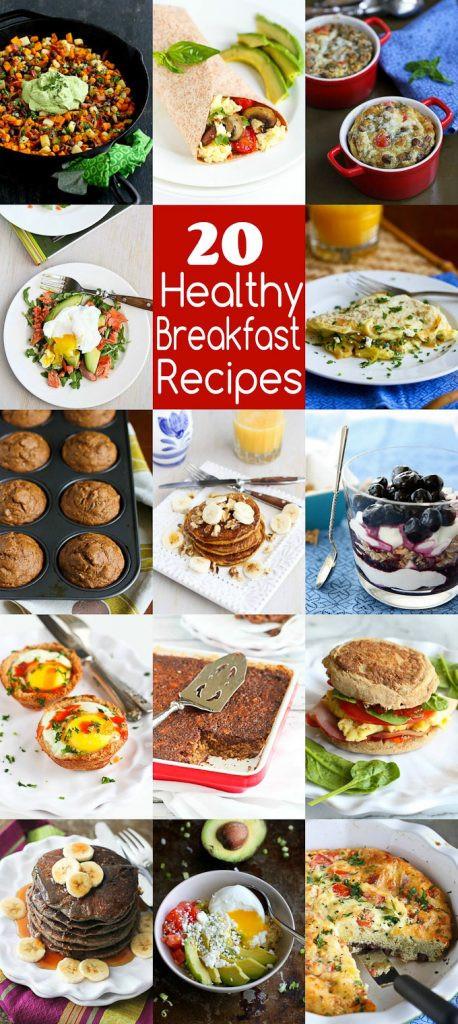 Healthy Breakfast Ideas For Kids  20 Healthy Breakfast Recipes for Kids & Adults Cookin Canuck