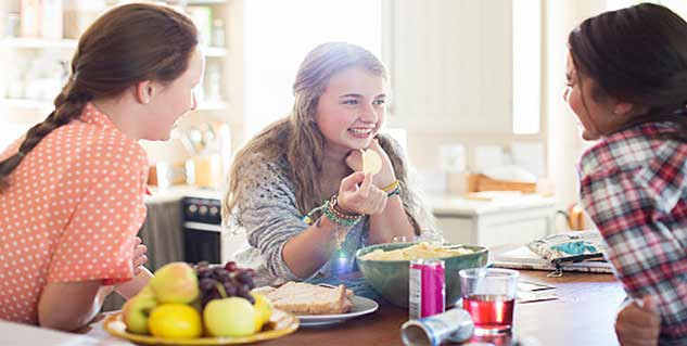 Healthy Breakfast Ideas For Teens  Healthy Lombard Healthy Living