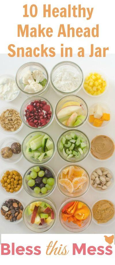 Healthy Breakfast Ideas For Work  Best 25 Snacks for work ideas on Pinterest