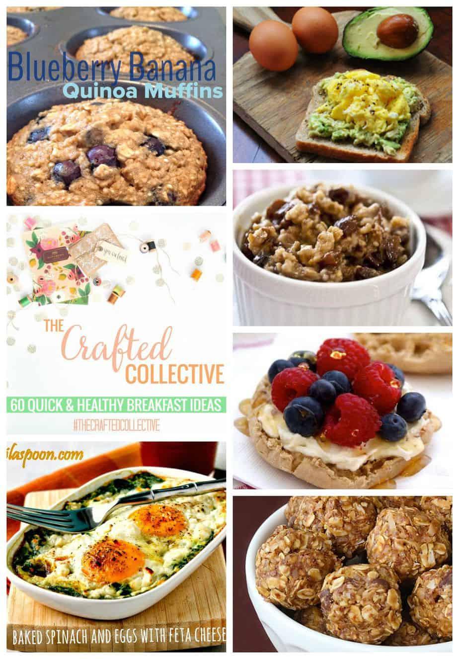Healthy Breakfast Ideas Pinterest 20 Best Ideas Healthy Breakfast Recipes