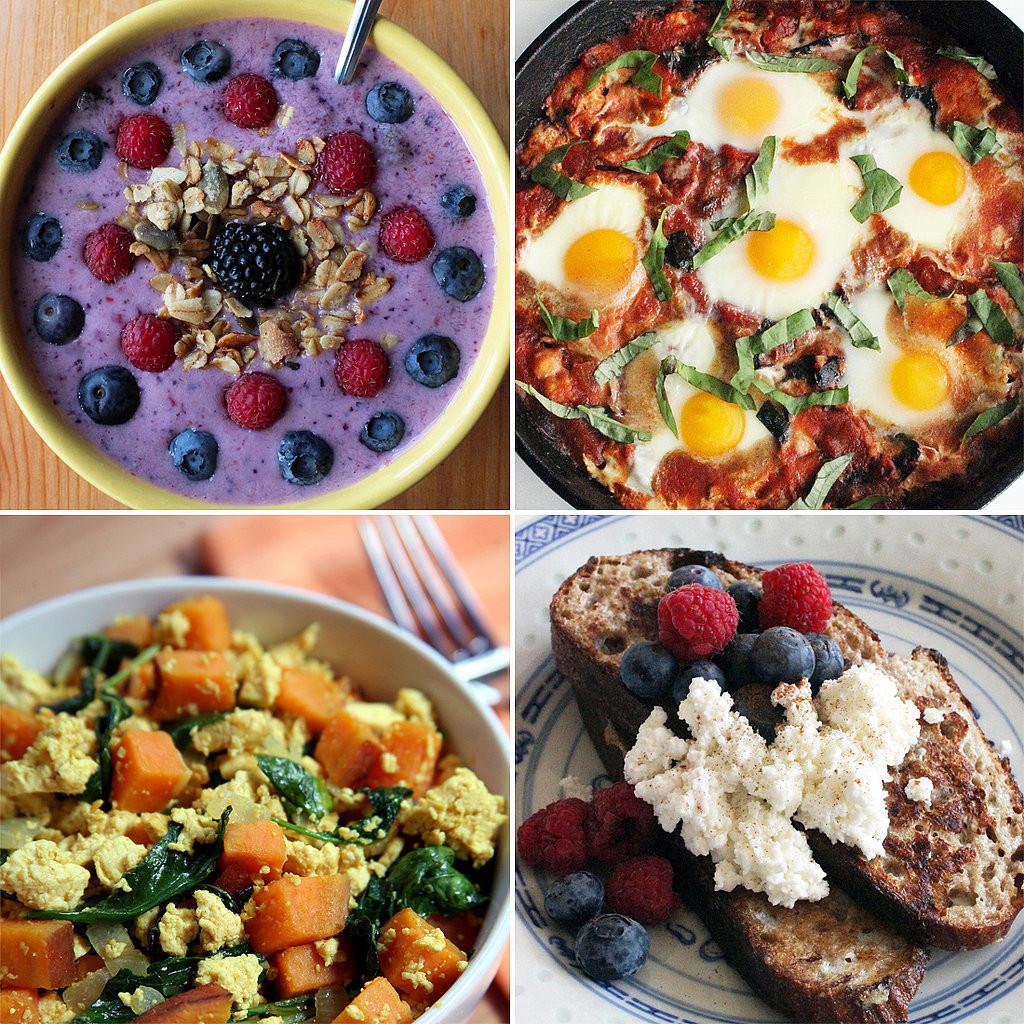 Healthy Breakfast Items  Healthy Breakfast Recipe Ideas