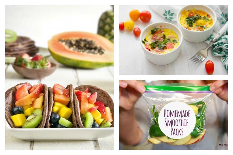 Healthy Breakfast Kids  9 healthy breakfast ideas that kids can make themselves