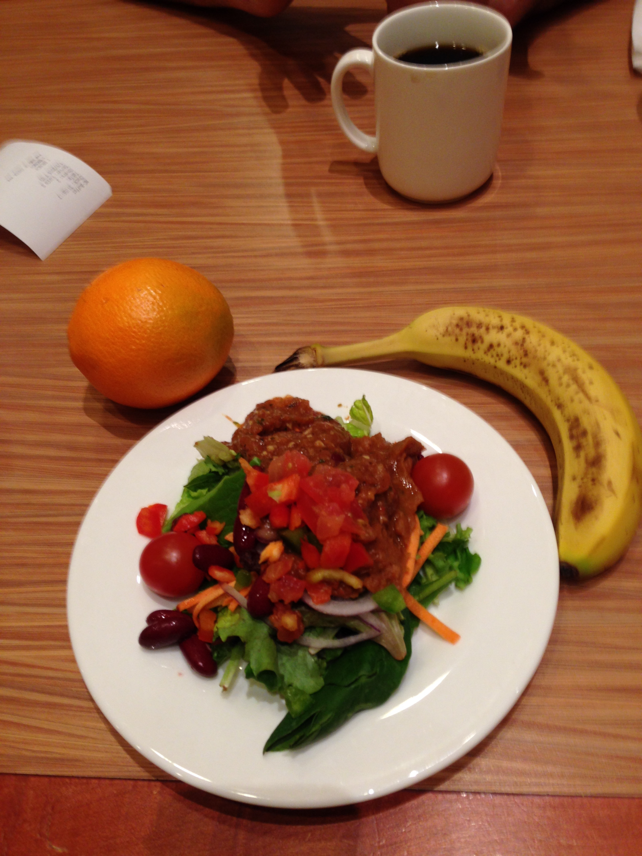Healthy Breakfast Las Vegas  Eating Healthy on the Las Vegas Strip – Libby Rome