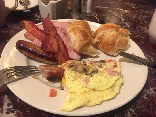 Healthy Breakfast Las Vegas  Venetian Hotel Breakfast