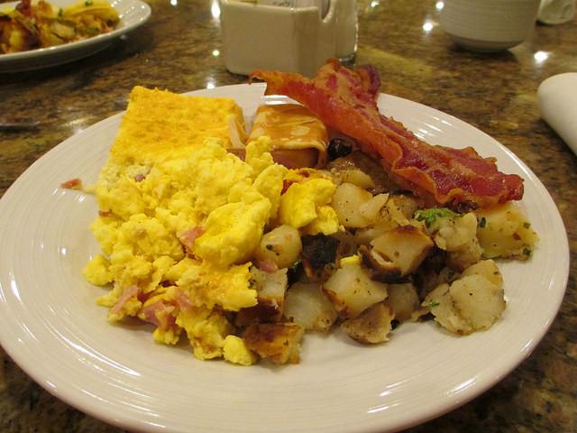 Healthy Breakfast Las Vegas  Breakfast Buffet at the MGM Grand
