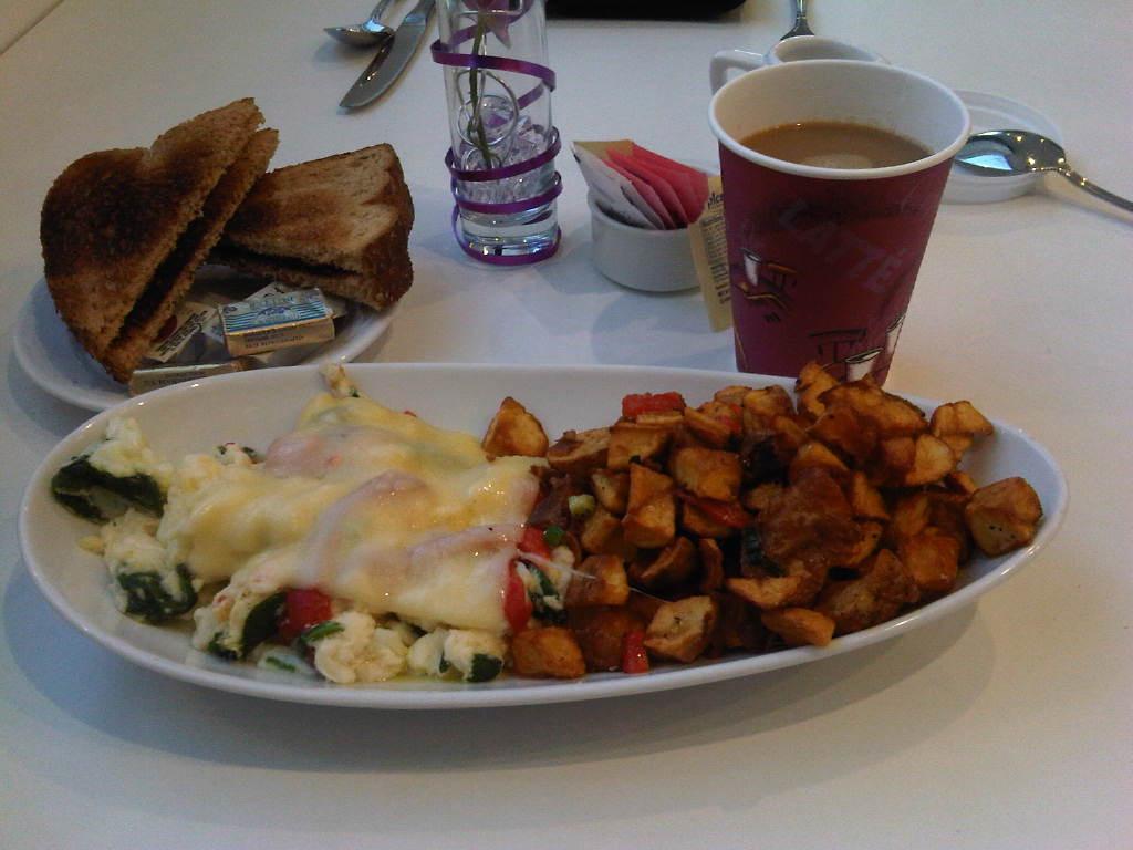 Healthy Breakfast Las Vegas  Detox hallucinations