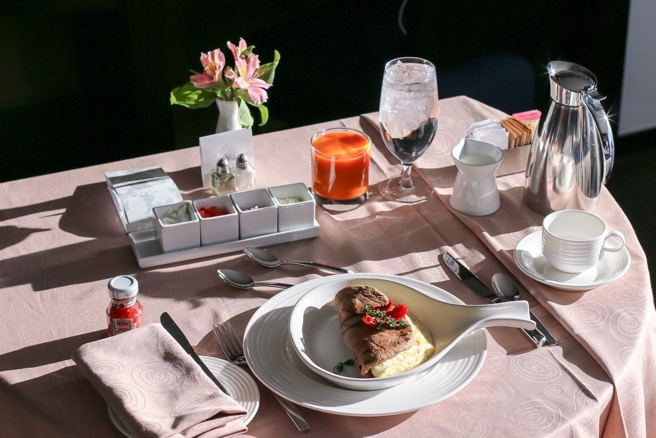 Healthy Breakfast Las Vegas  How to Spend 48 Hours in Las Vegas Like a VIP La Jolla Mom