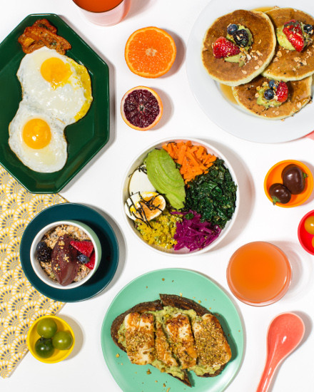 Healthy Breakfast Los Angeles  Los Angeles Restaurant Reviews The Infatuation