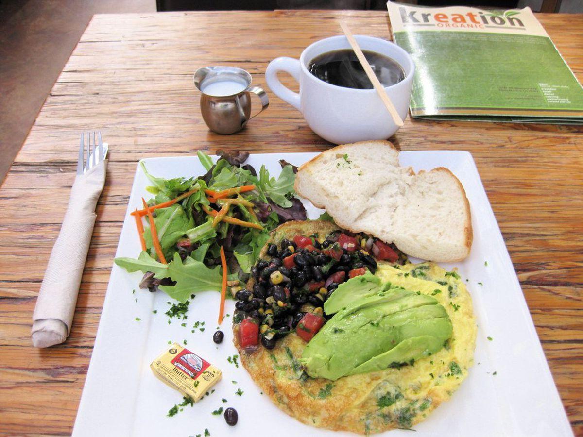 Healthy Breakfast Los Angeles  10 Healthy Westside Breakfast Spots in Los Angeles Eater LA