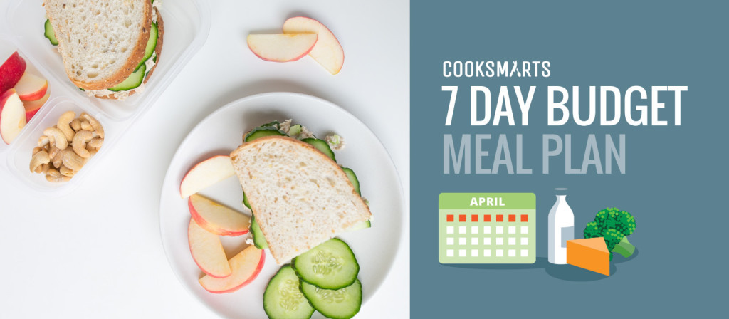 Healthy Breakfast Lunch And Dinner Chart  7 Day Meal Plan with Breakfasts Lunches & Dinners
