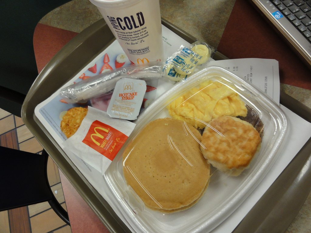 Healthy Breakfast Mcdonalds  Unhealthy items at McDonald s Business Insider