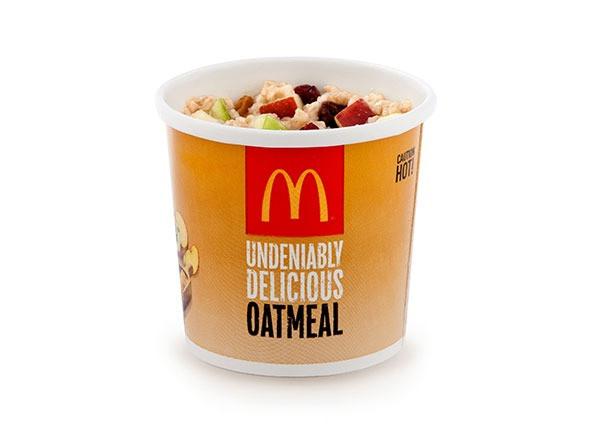 Healthy Breakfast Mcdonalds  How to Eat Healthy at McDonald s