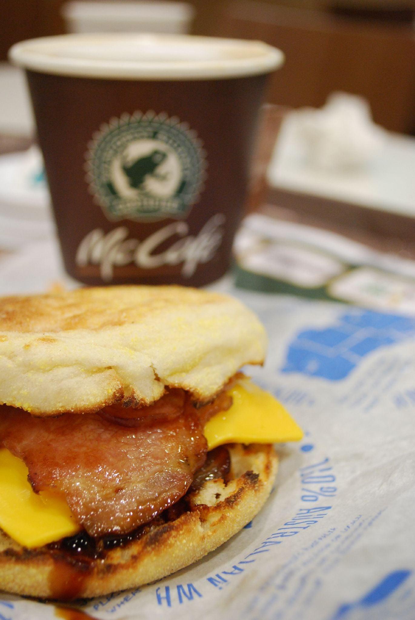 Healthy Breakfast Mcdonalds  Healthy McDonald s Breakfast