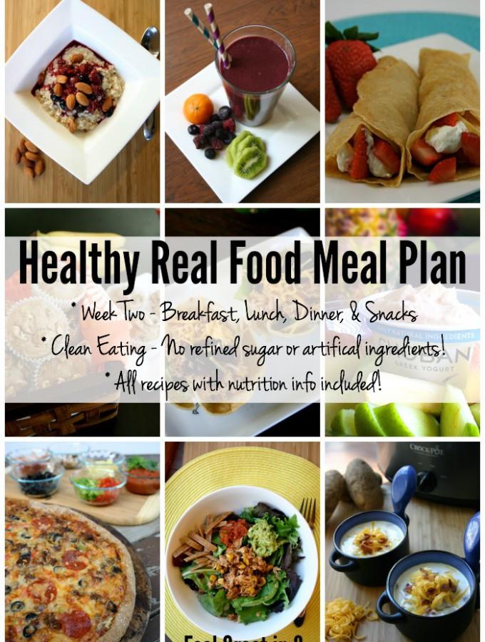 Healthy Breakfast Meal Plan  Breakfast Archives Feel Great in 8 Blog