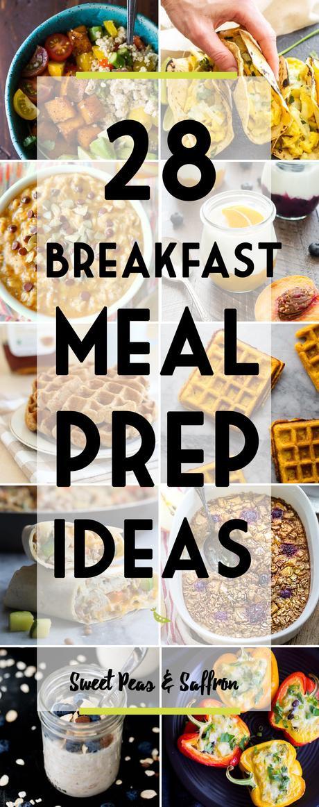 Healthy Breakfast Meal Prep Ideas  28 Healthy Breakfast Meal Prep Ideas Paperblog