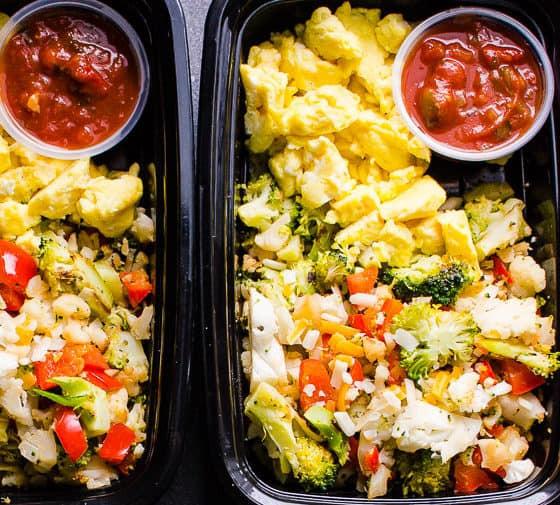 Healthy Breakfast Meal Prep Ideas  Teriyaki Chicken Meal Prep iFOODreal Healthy Family