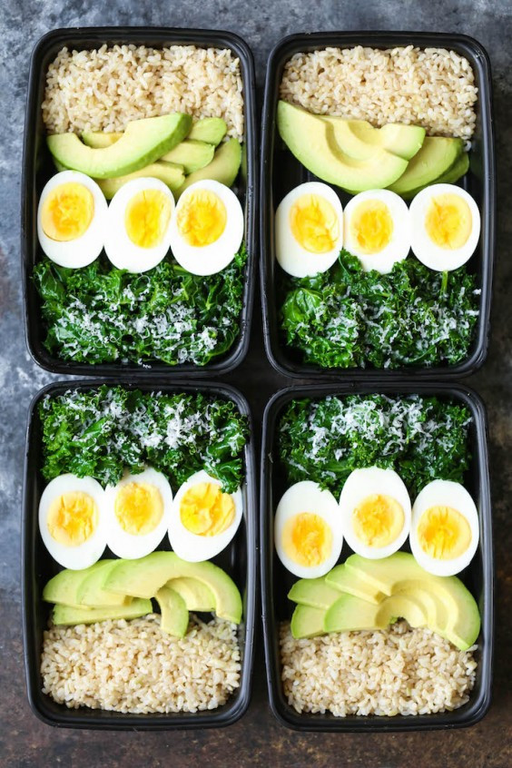 Healthy Breakfast Meal Prep Ideas  Healthy Breakfast Ideas You Can Eat on the Go