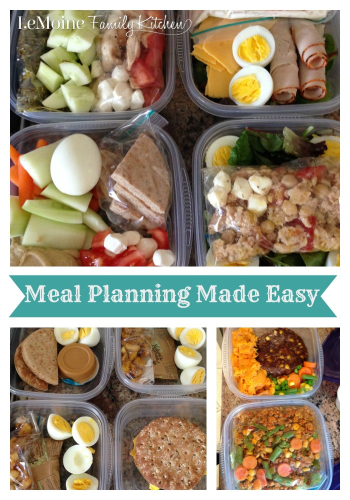 Healthy Breakfast Meal Prep  Meal Planning Made Easy LeMoine Family Kitchen