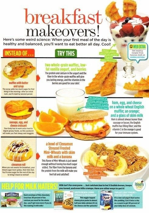 Healthy Breakfast Meals To Lose Weight  weight loss breakfast Health Pinterest