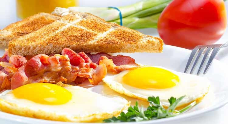 Healthy Breakfast Meat  7 Quick and Healthy Breakfast Food Ideas That Save You Time