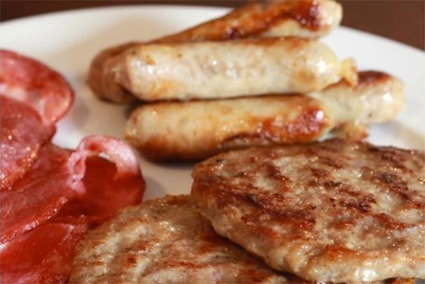 Healthy Breakfast Meats  Healthy Ordering Restaurants – Breakfast