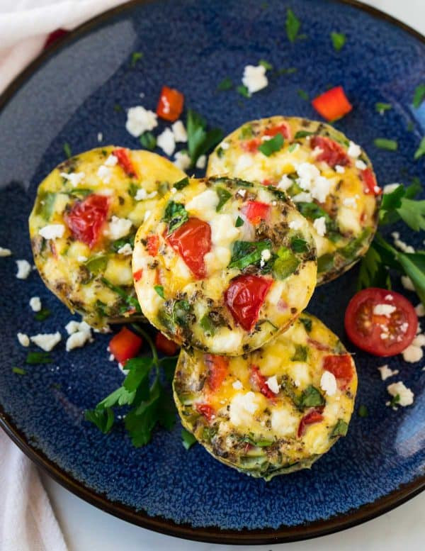 Healthy Breakfast Muffin Cups  Healthy Breakfast Egg Muffins
