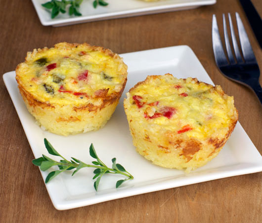 Healthy Breakfast Muffin Cups  Healthy Egg Cups Recipe