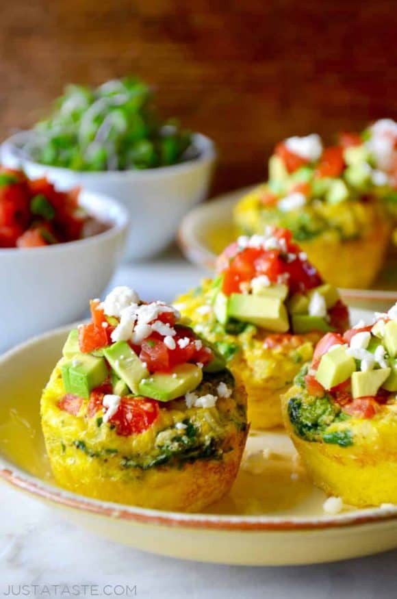 Healthy Breakfast Muffins  Healthy Breakfast Egg Muffins