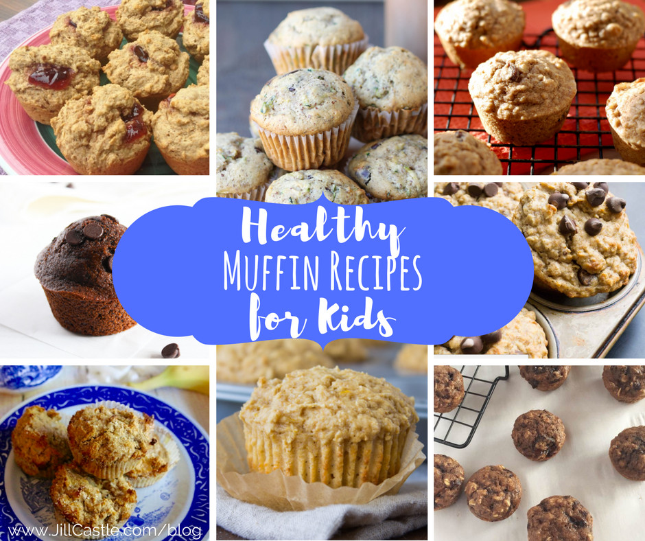 Healthy Breakfast Muffins For Kids  23 Healthy Muffin Recipes for Kids Jill Castle