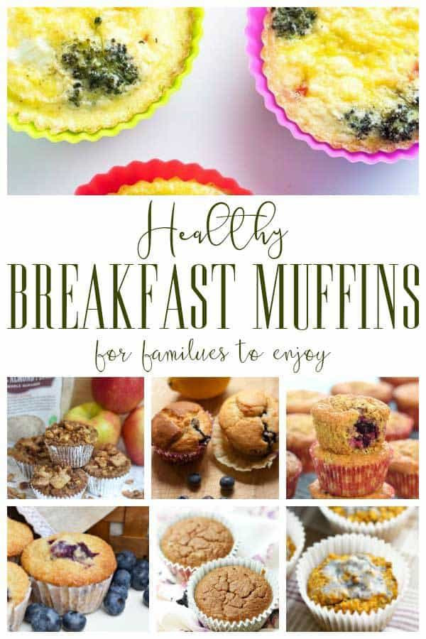 Healthy Breakfast Muffins For Kids  Delicious and Healthy Breakfast Muffin Recipes for Kids