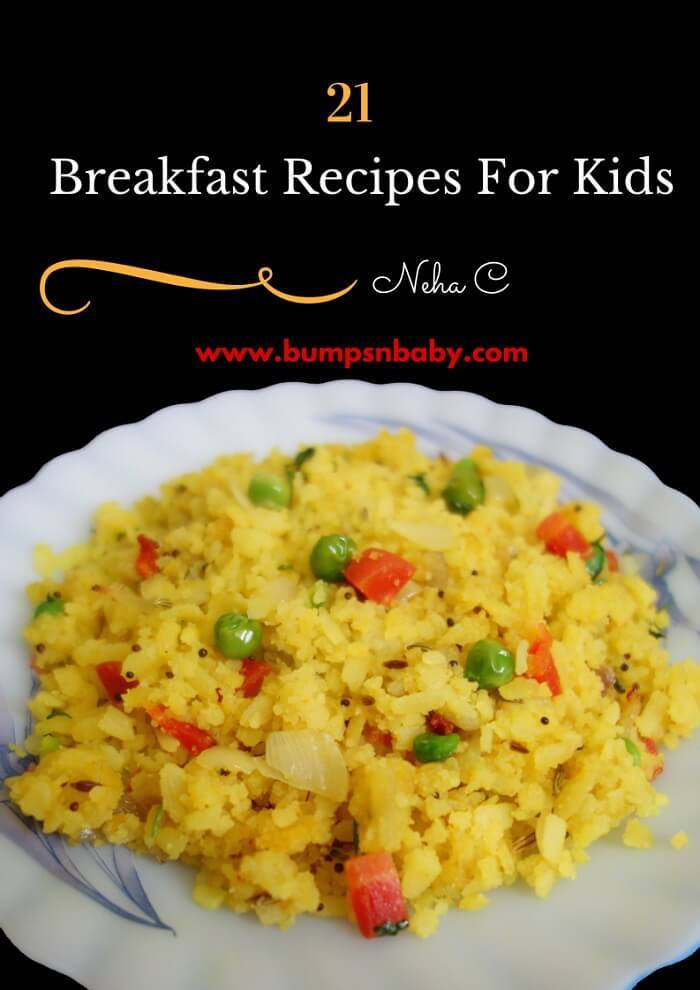 Healthy Breakfast Muffins For Kids  21 Healthy Breakfast Recipes for Kids eBook Launched