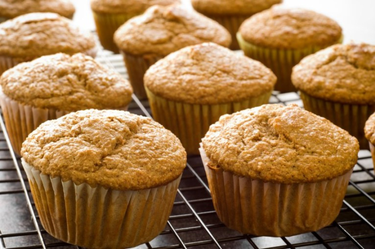 Healthy Breakfast Muffins Low Calorie  Healthy Baking Substitutes and Low Fat Breakfast Muffins