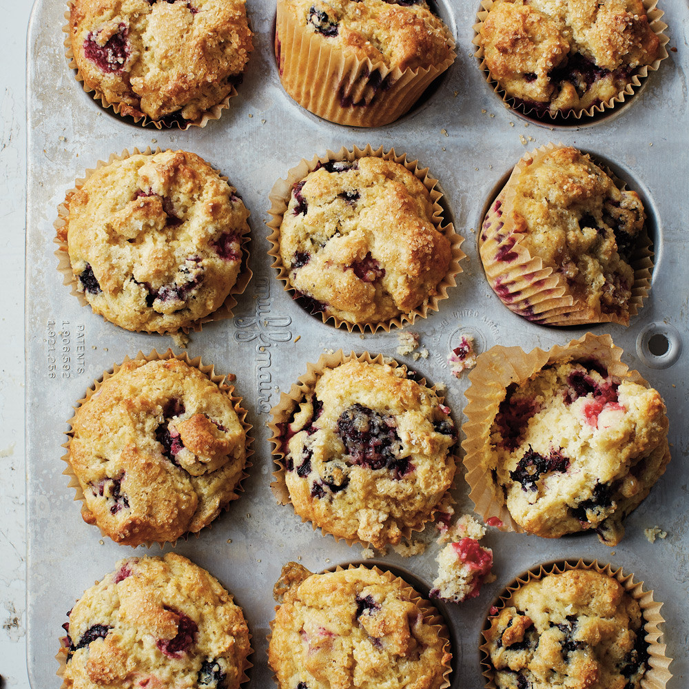 Healthy Breakfast Muffins Recipe  Healthy Muffin Recipes Cooking Light