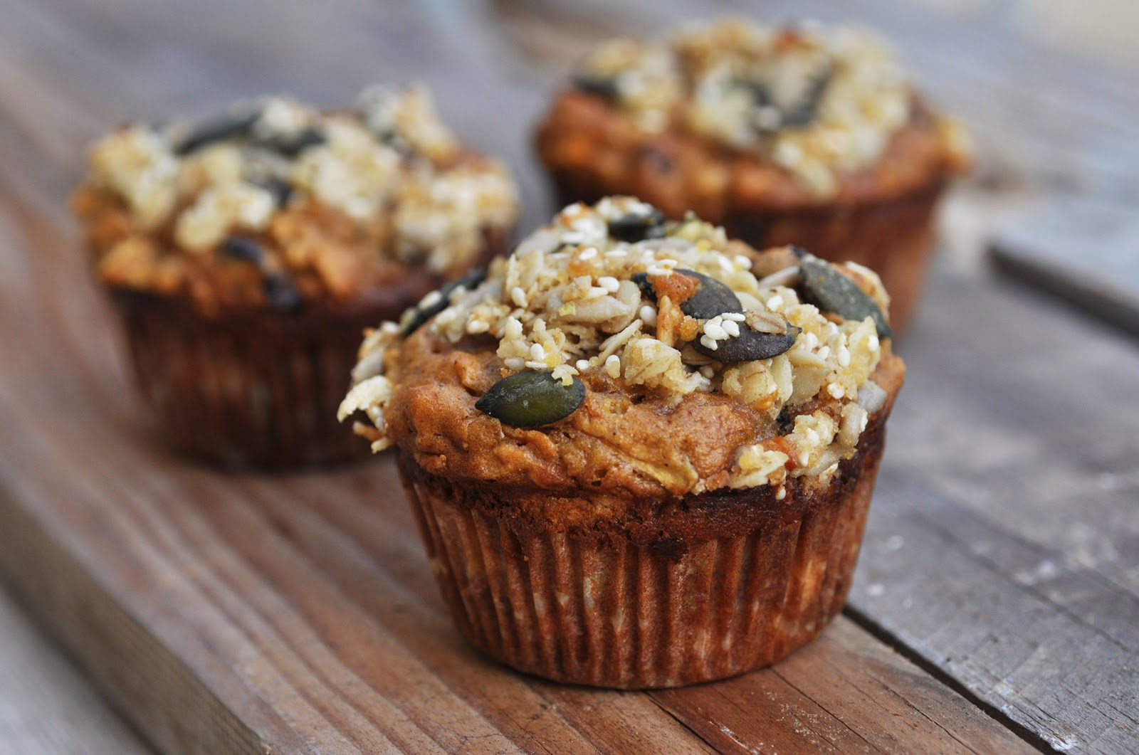 Healthy Breakfast Muffins  Anja s Food 4 Thought The Ultimate All Inclusive