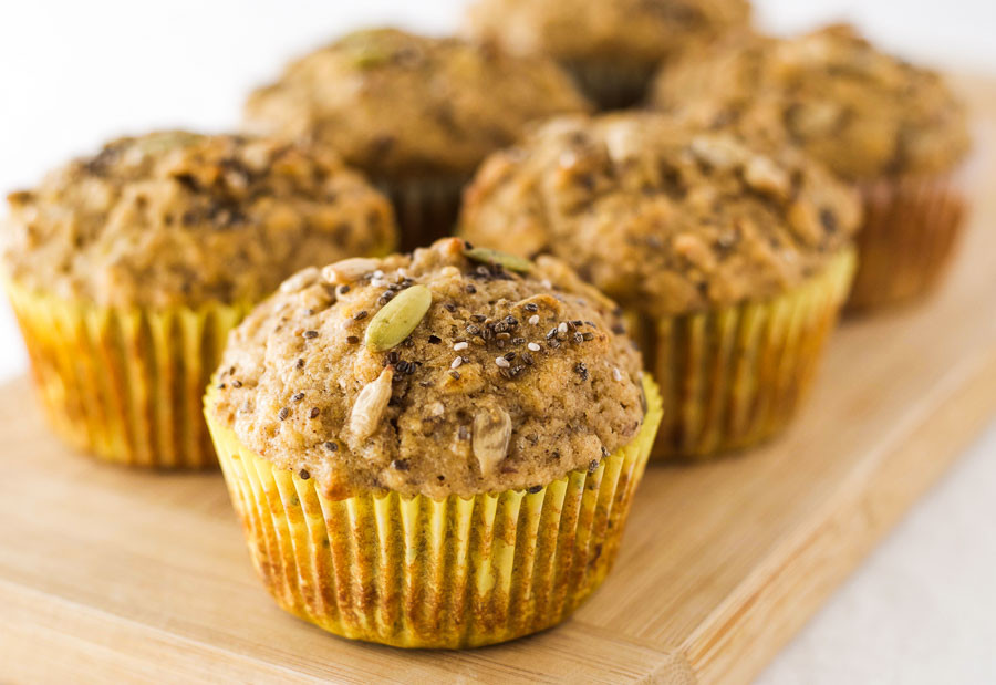 Healthy Breakfast Muffins  Healthy Breakfast Muffins The Wholesome Fork