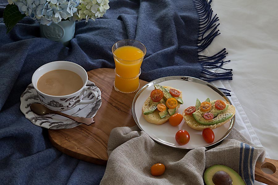 Healthy Breakfast New Orleans  Tips and tricks for creating a perfect breakfast in bed