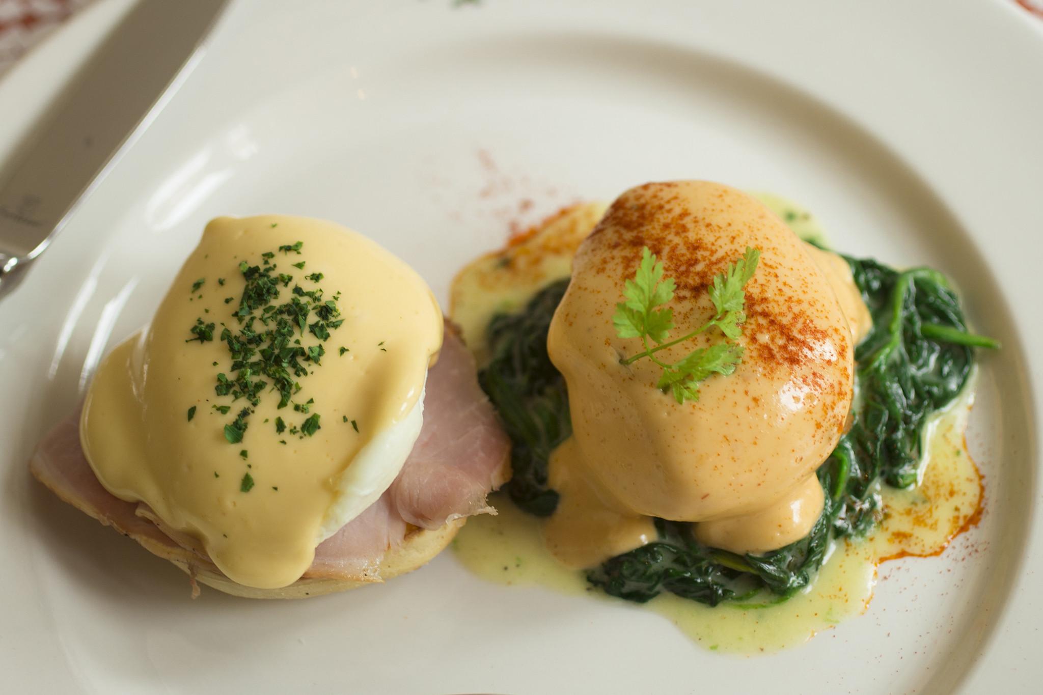 Healthy Breakfast New Orleans  Best breakfast restaurants in America for pancakes eggs