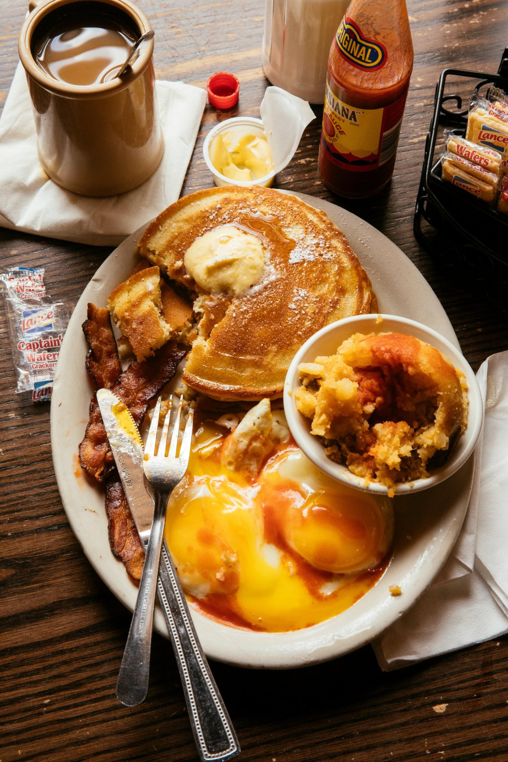 Healthy Breakfast New Orleans  Best Brunch in New Orleans Where to Eat Brunch in New