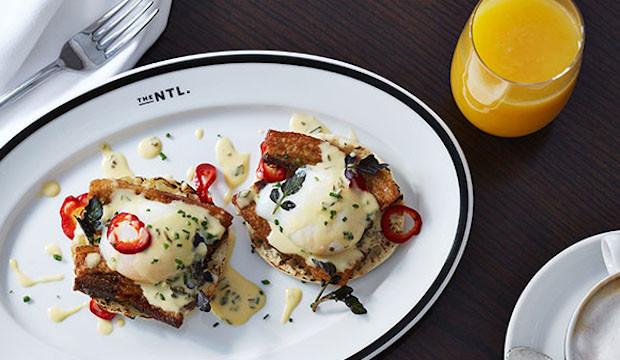 Healthy Breakfast New York  Best Healthy Breakfast in Midtown NYC 2016