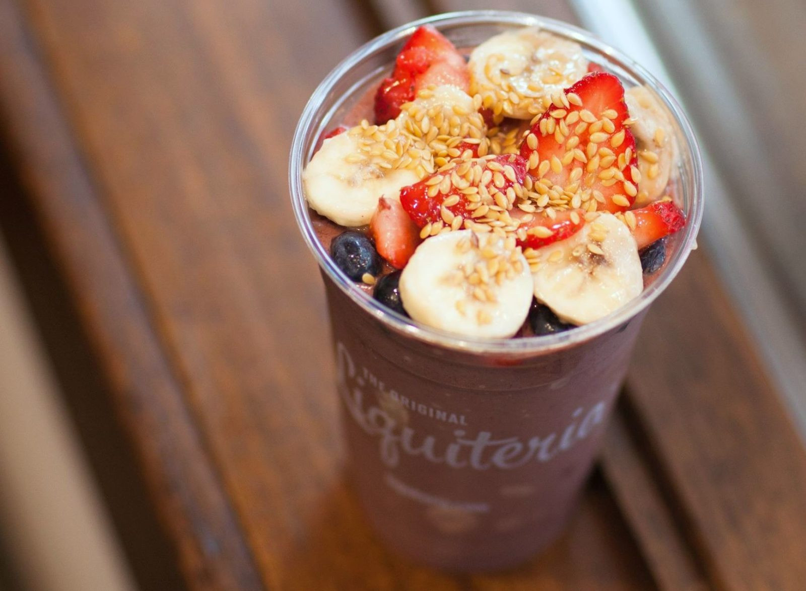Healthy Breakfast New York  13 Spots For Healthy And Delicious Acai Bowls in NYC