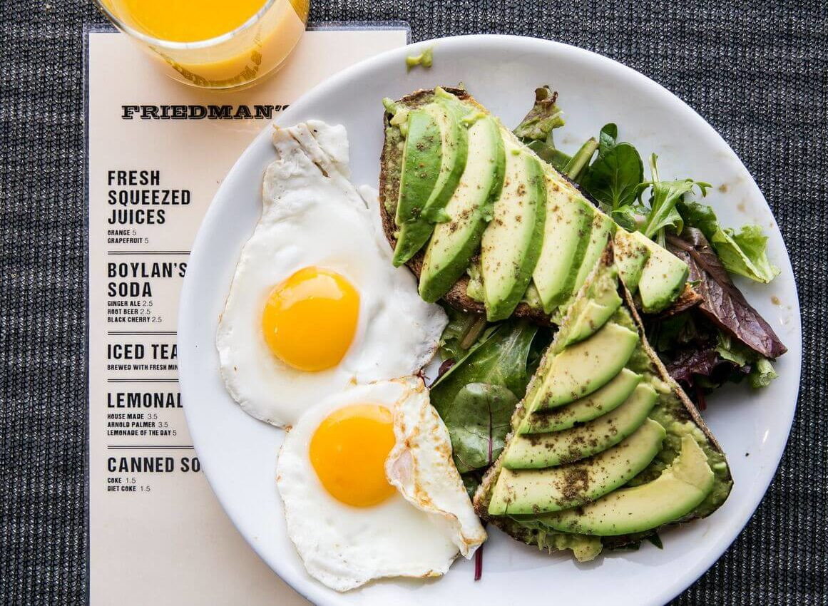 Healthy Breakfast New York  All The Best Spots to Score a Healthy Brunch in NYC