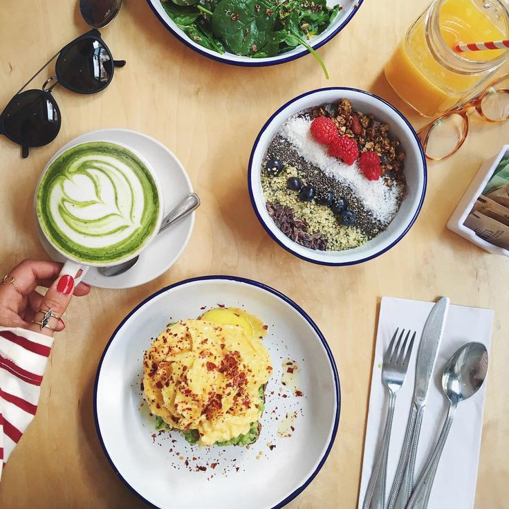 Healthy Breakfast New York  104 best Food and drinks images on Pinterest