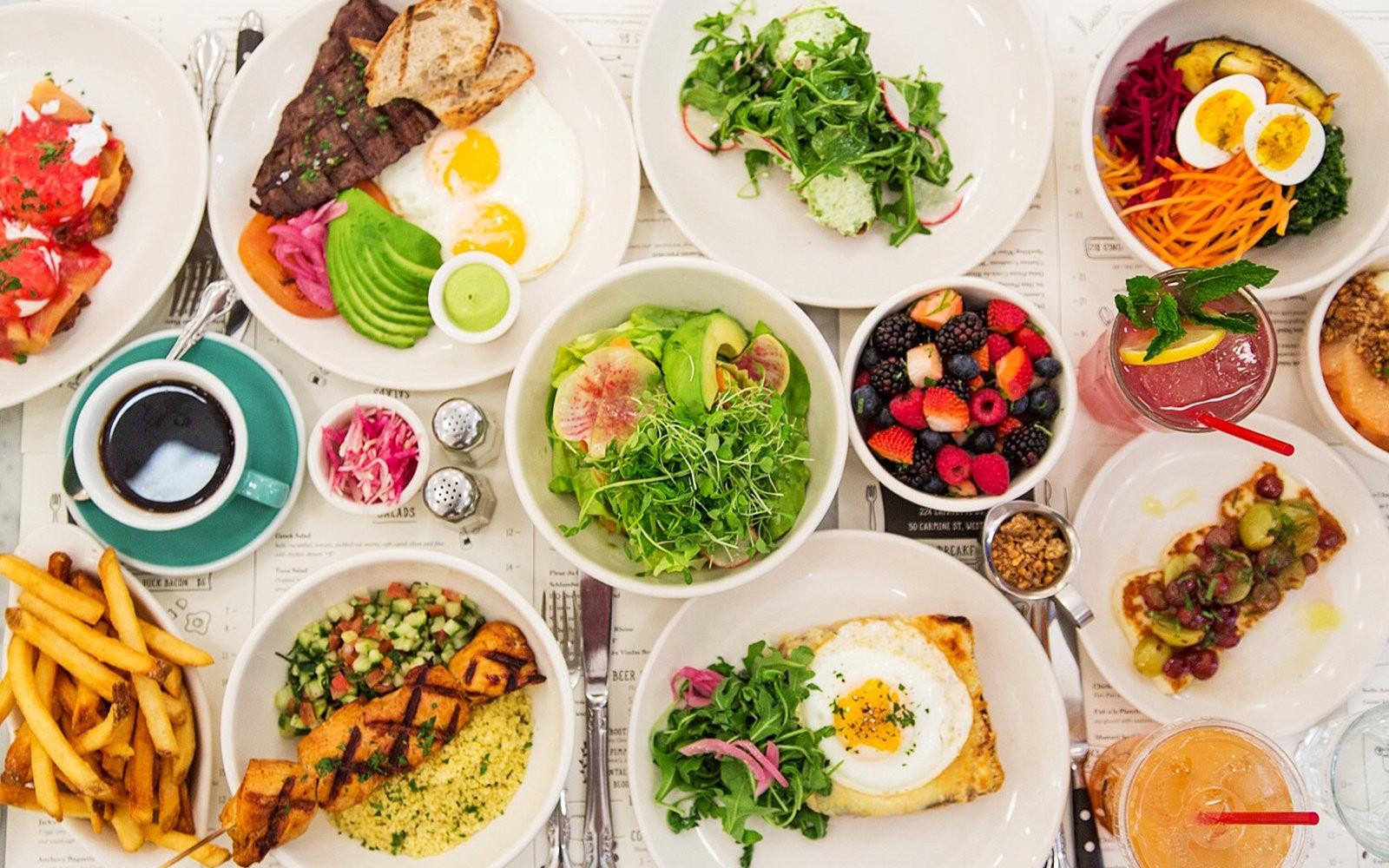Healthy Breakfast New York  Os 11 novos brunches de 2017 para provar em Lisboa e Porto