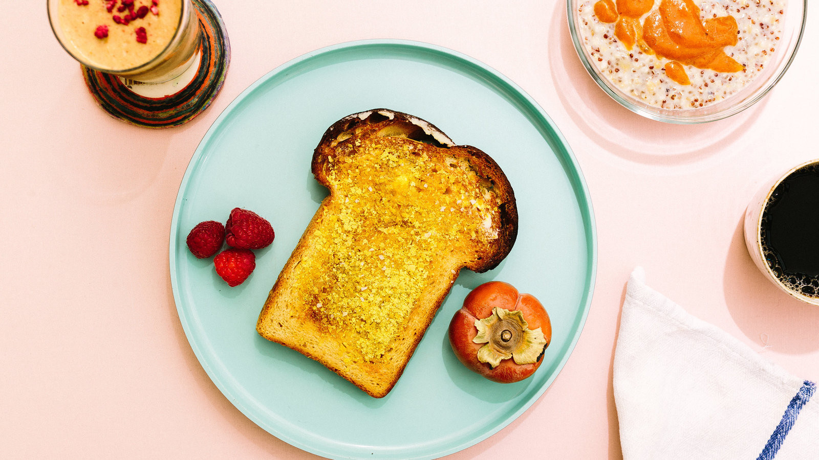Healthy Breakfast New York  Persimmons for Breakfast Two Healthy Ways The New
