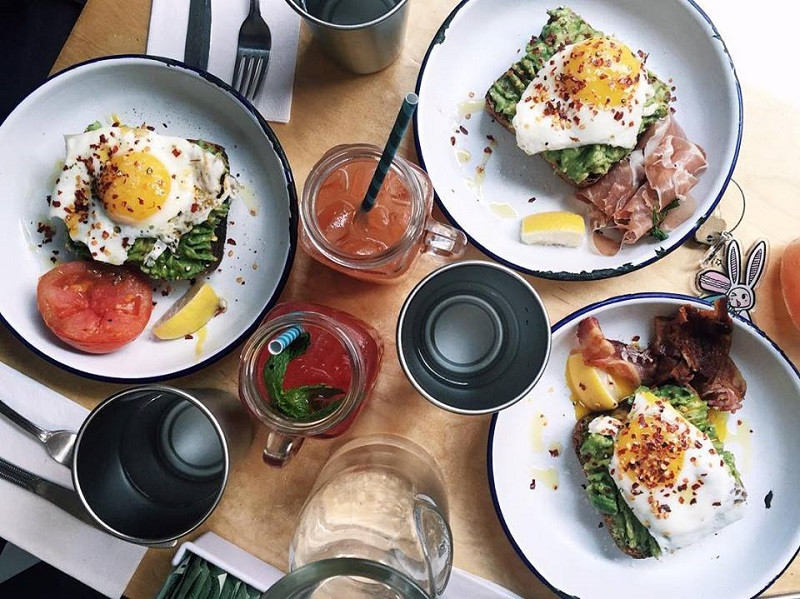 Healthy Breakfast New York  Just Opened New York Everything new in New York City